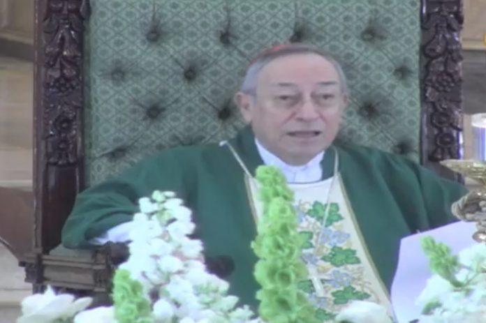 Cardenal Rodríguez Homilia