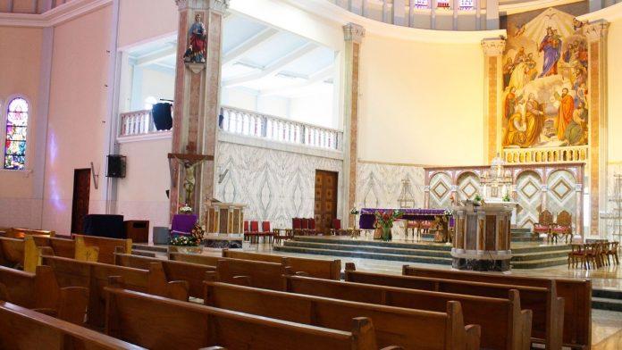 El 30 de agosto serán reabiertas las Iglesias en el Salvador después de estar cerradas desde el me de marzo.s